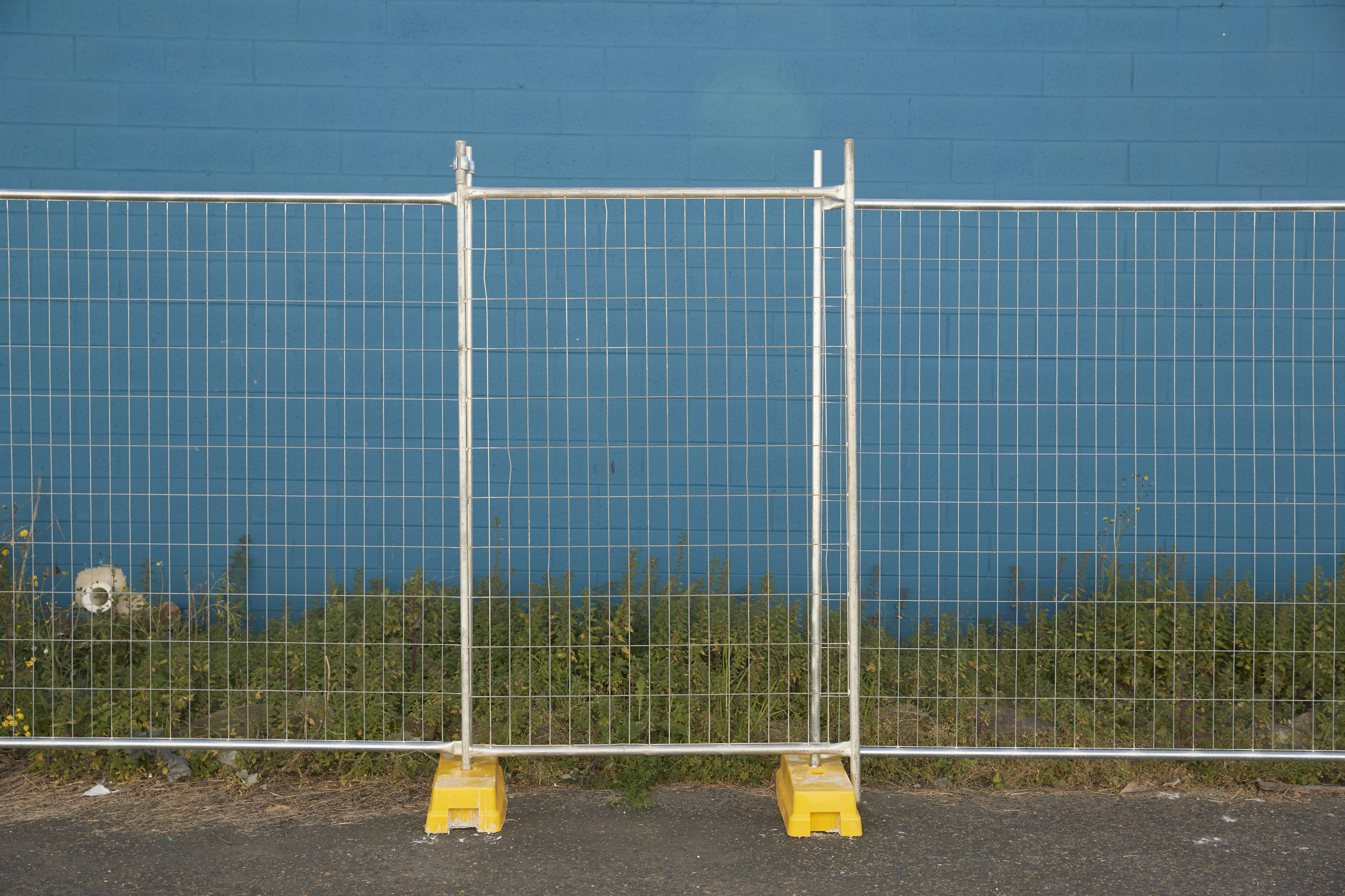 1 Metre Personnel Gate